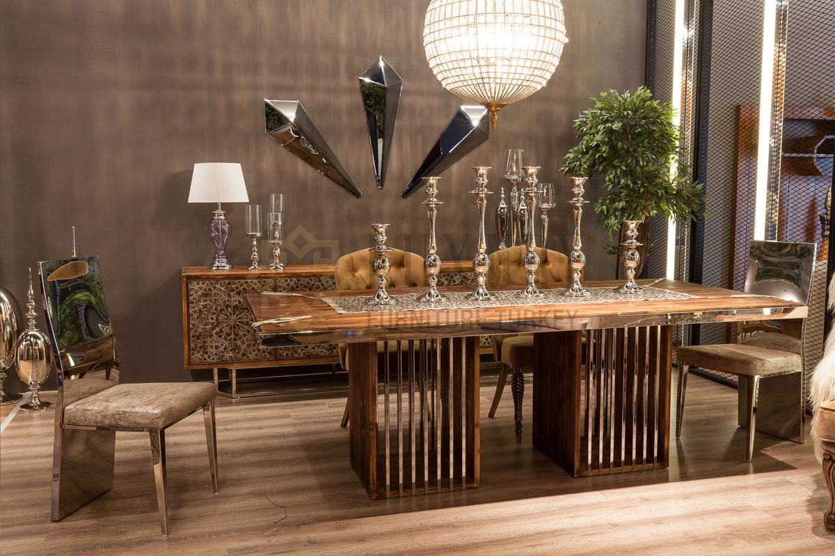 Luxury Mobilya Nedir Luxury Yemek Masası Sandalye