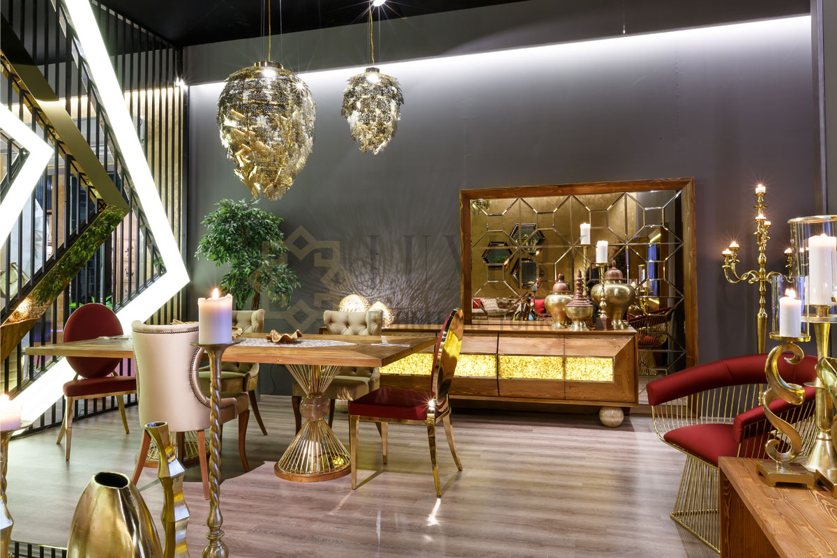 Luxury Yemek Odası Takımı