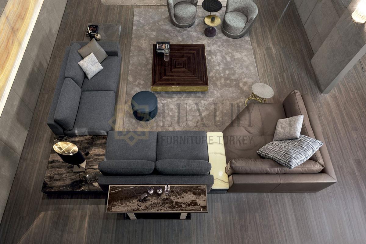 Dubai Ev Dekorasyonu Al Badia Residences Luxury Mobilya Projesi