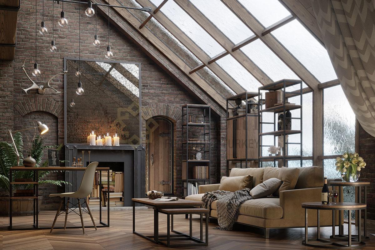 Luxury Furniture İstanbul Mobilya Dekorasyon 2019-2020