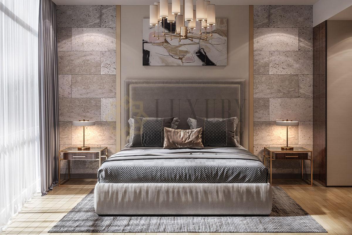 En iyi 10 mobilya Markası Lüks Yatak Odası